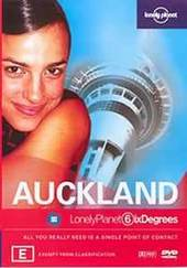 Lonely Planet Six Degrees: Auckland on DVD