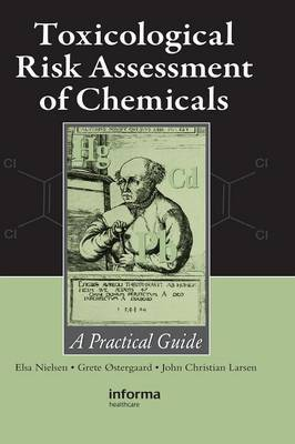 Toxicological Risk Assessment of Chemicals by Elsa Nielsen image