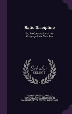 Ratio Discipline by Thomas Cogswell Upham image