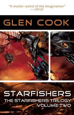 Starfishers: v. 2 by Glen Cook image
