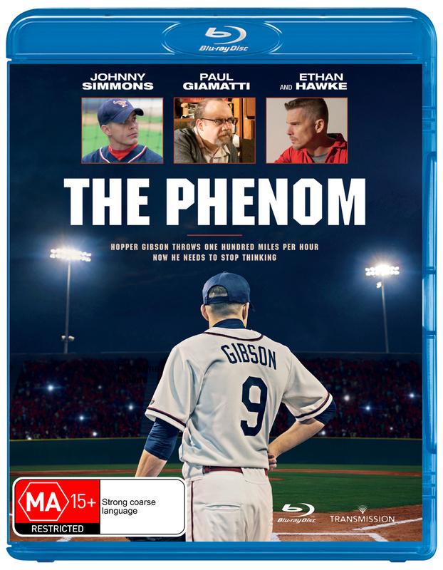 The Phenom on Blu-ray