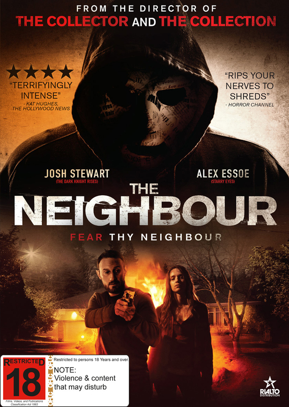 The Neighbour on DVD