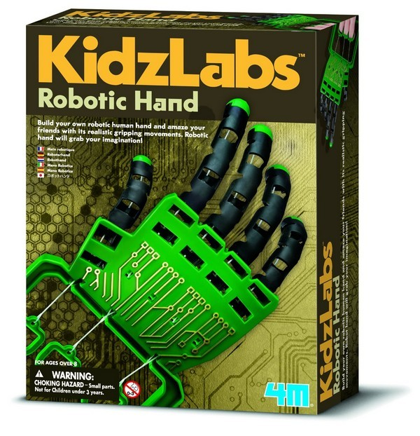 4M: Kidz Labs - Robotic Hand image