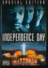 Independence Day Special Edition on DVD