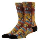 Naruto Pixel Sublimated Crew Socks