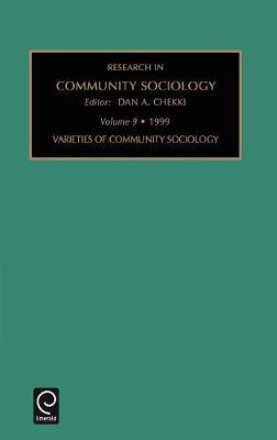 Varieties of Community Sociology