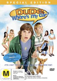Dude, Where's My Car? on DVD