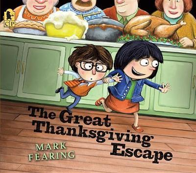 The Great Thanksgiving Escape by Mark Fearing image