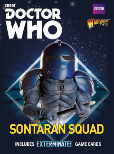 Doctor Who: Sontaran Squad
