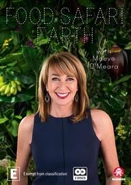 Food Safari - Earth on DVD
