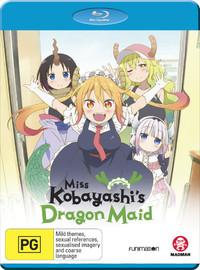 Miss Kobayashi's Dragon Maid: The Complete Series on Blu-ray