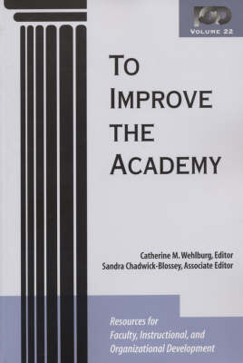 To Improve the Academy image