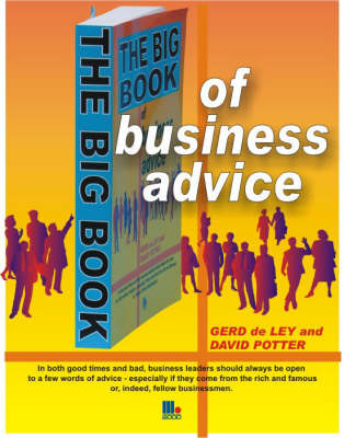 The Big Book of Business Advice by Gerd de Ley image