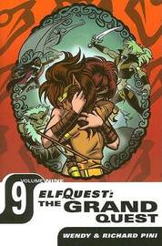 Elfquest the Grand Quest: v.9 by W. Pini image