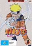 Naruto (Uncut) Collection 08 (Eps 93-106), DVD