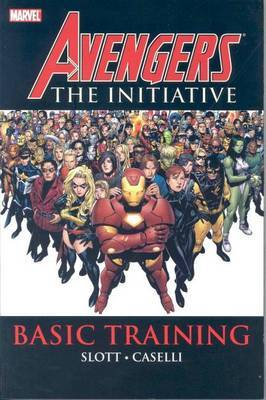 Avengers: The Initiative: Volume 1 image