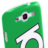 Iconime Superhero Icon Galaxy S3 case - Green Lantern image