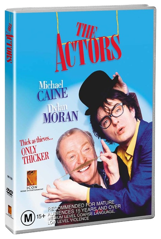 The Actors on DVD