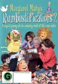 Margaret Mahy's Rumbustifications 2 on DVD