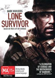 Lone Survivor on DVD