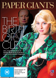 Paper Giants: The Birth of Cleo on DVD