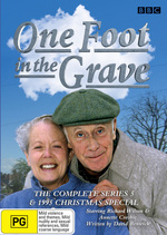 One Foot In The Grave - Complete Series 5 And 1995 Christmas Special (2 Disc Set) on DVD