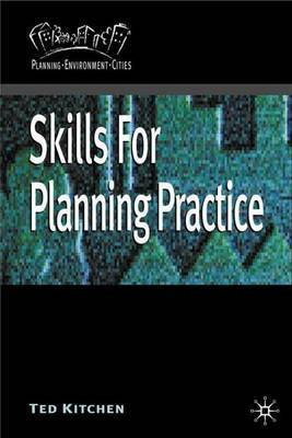Skills for Planning Practice by Ted Kitchen image