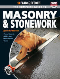 Complete Guide to Masonry and Stonework image