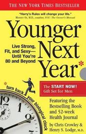 Younger Next Year for Men by Chris Crowley