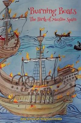 Burning Boats by Julia Juwairiah Simpson-Urrutia image