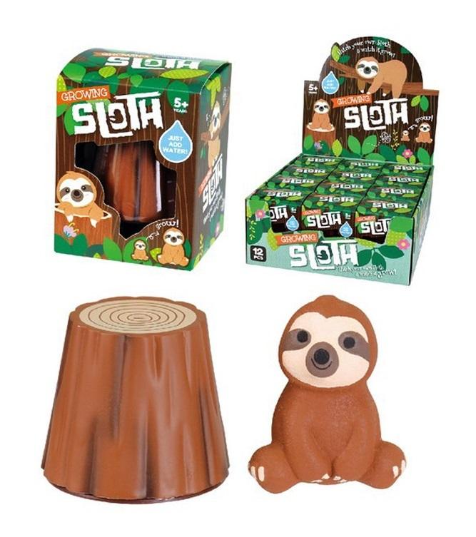 Hatch'em: Growing Sloth image
