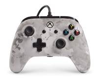 Xbox One Enhanced Wired Controller - Winter Camo for Xbox One image