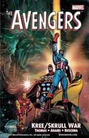 Avengers: Kree/skrull War by Marvel Comics