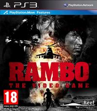 Rambo: The Video Game for PS3