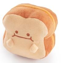 """Sweet Breads: Peanut Butter - 5"""" Plush"""