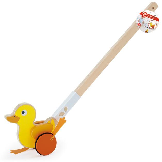 Hape: Duck - Push Pal