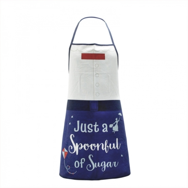 Mary Poppins 'Just a Spoonful of Sugar' Apron