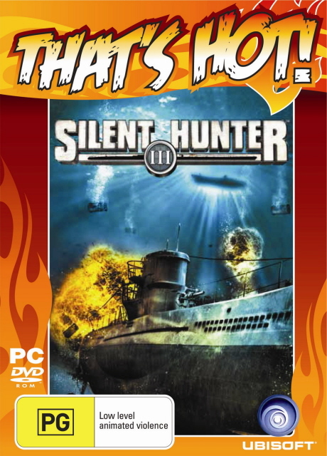 Silent Hunter III (That's Hot) for PC Games