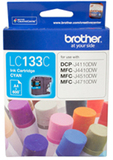 Brother Ink Cartridge LC133C (Cyan)