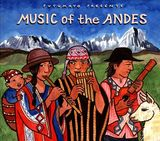 Putumayo Presents: Music of the Andes by Various Artists
