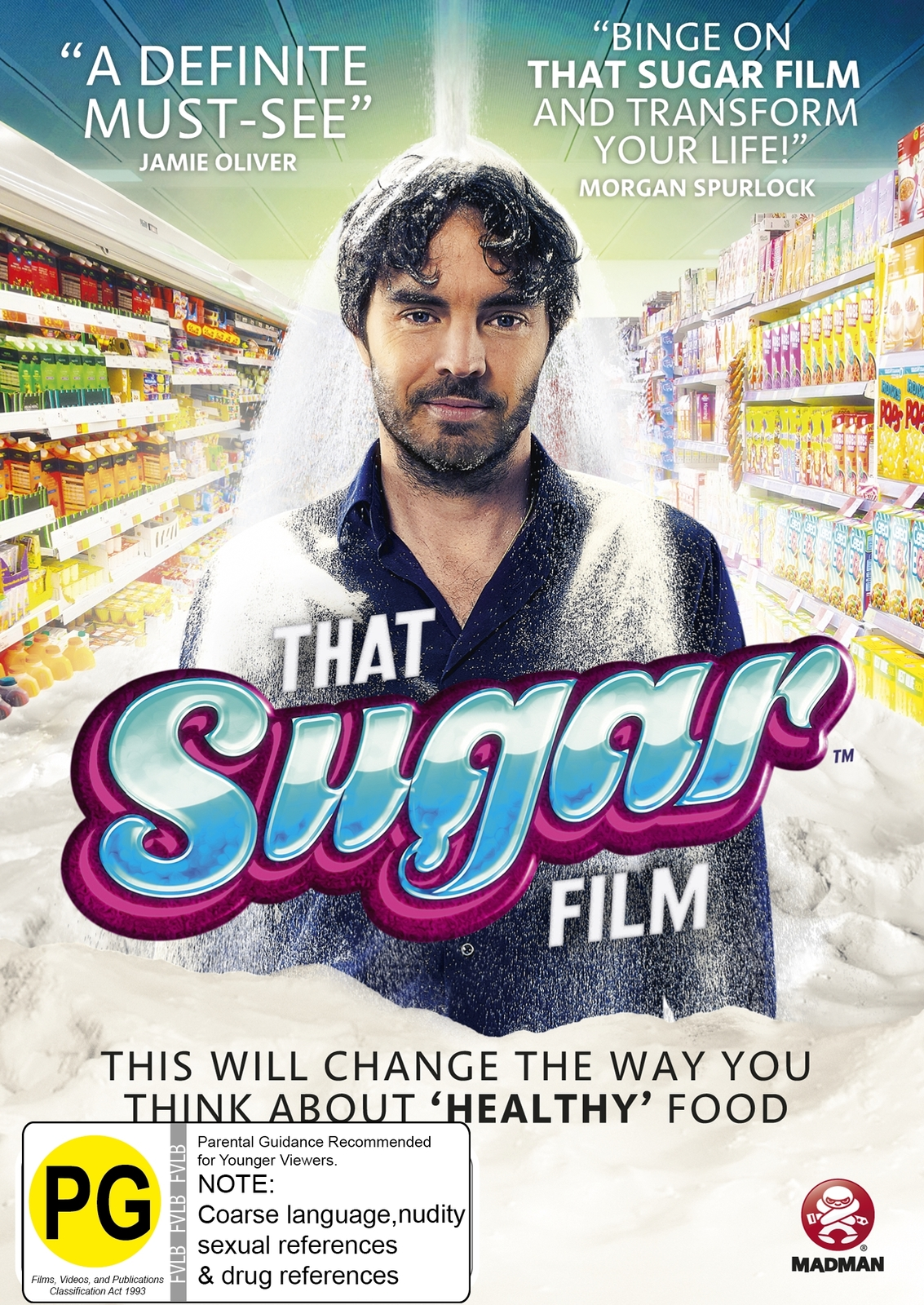 That Sugar Film on DVD image