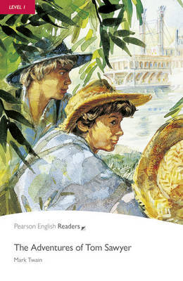 Level 1: The Adventures of Tom Sawyer by Mark Twain ) image
