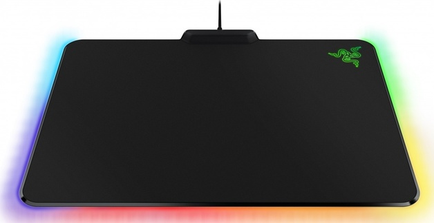 Razer Firefly Hard Gaming Mouse Mat for PC Games