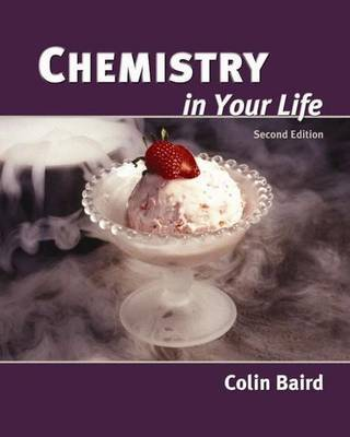 Chemistry in Your Life by Colin Baird image