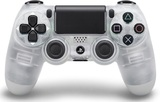 PlayStation 4 Dual Shock 4 Wireless Controller - Crystal for PS4