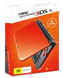 New Nintendo 3DS XL - Orange & Black for Nintendo 3DS