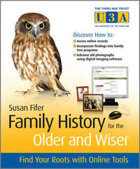 Family History for the Older and Wiser by Susan Fifer image