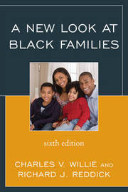 A New Look at Black Families by Charles V Willie image