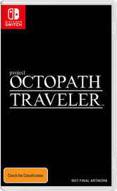 Project Octopath Traveler for Nintendo Switch