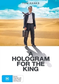 A Hologram For The King on DVD